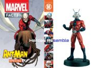 Marvel Fact Files Ant-Man Special With Figurine Eaglemoss